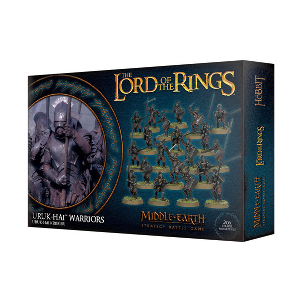 LOTR: Uruk-Hai Warriors