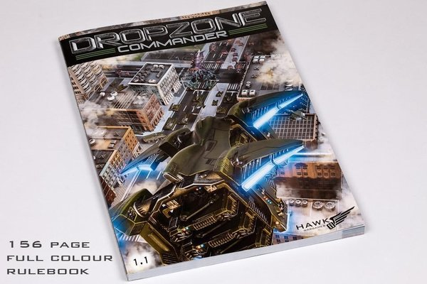 Dropzone Commander Rules 1.1