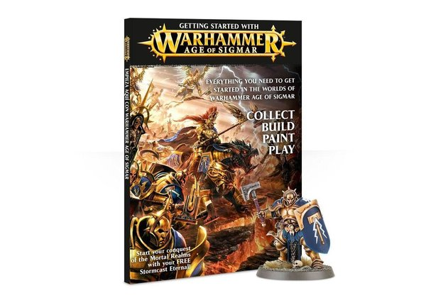 Getting Started With Age Of Sigmar - 1st Ed.